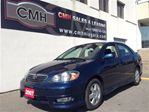 2007 Toyota Corolla S ALLOYS SPOILER LOADED *CERTIFIED* in St Catharines, Ontario