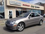 2007 Mercedes-Benz C-Class 2.5L~Leather Seats~Just Traded in Hamilton, Ontario