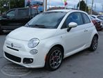 2012 Fiat 500 Sport (Cuir, toit ouv., air clim., gr.elect., c in Laval, Quebec