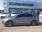 2012 Mitsubishi Lancer MR - One Owner, Factory Navigation, 4 Brand New in Scarborough, Ontario