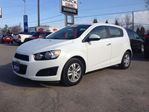 2013 Chevrolet Sonic LT in Brockville, Ontario