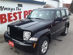 2012 Jeep Liberty Sport in Oshawa, Ontario