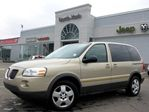 2008 Pontiac Montana SV6 w/1SA CLEANCAR PROOF POWER OPTS HUGE SAVINGS in Thornhill, Ontario