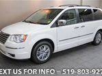 2010 Chrysler Town and Country LIMITED w/ NAVI! TV/DVD! SUNROOF! LEATHER! REAR A/ in Guelph, Ontario