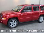 2010 Jeep Patriot Jamie 4WD NORTH EDT'N! HEATED SEATS! ALLOYS! 4x4 S in Guelph, Ontario