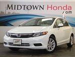 2012 Honda Civic EX - Sunroof, Alloy Wheels, Bluetooth in North York, Ontario