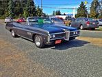 1968 Pontiac Parisienne convertable in Parksville, British Columbia