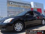 2012 Nissan Altima 2.5 S Power Group Cruise AUX in Orangeville, Ontario