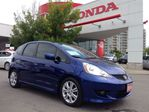 2010 Honda Fit Sport- Manual- Tinted windows -Honda Certified- in Markham, Ontario