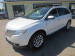 2011 Lincoln MKX LOADED AWD 5 PASSENGER LEATHER.. DVD.. NAVIGATI in Bradford, Ontario