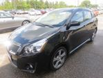 2010 Pontiac Vibe LOADED GT EDITION 5 PASSENGER LEATHER.. POWER SUNROOF.. CD/AUX INPUT.. KEYLESS.. in Bradford, Ontario
