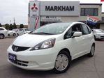 2010 Honda Fit LX  ($74 WEEKLY $0 DOWN 60M) in Markham, Ontario