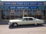 1976 Cadillac Brougham FLEETWOOD, ONE OWNER in North York, Ontario