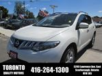 2010 Nissan Murano SL (CVT) in Scarborough, Ontario