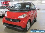 2013 Smart Fortwo Passion (Auto, siege cond elec., air clim.,gr e in Laval, Quebec