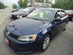2011 Volkswagen Jetta 4CYL..AUTOMATIC..AIR CONDITION,,POWER WINDOWS..POWER LOCKS..NEW TIRES...MINT SHAPE  in Niagara Falls, Ontario