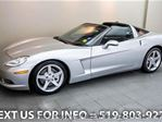 2005 Chevrolet Corvette COUPE 6 SPEED!! HEADS UP DISPLAY! TARGA TOP! Coupe in Guelph, Ontario