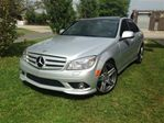 2008 Mercedes-Benz C-Class 350 AMG pkg,navigation,panoramic roof,4matic in Markham, Ontario