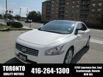 2010 Nissan Maxima SV (CVT) ONE OWNER, OFF LEASE, BALANCE OF FACTO in Scarborough, Ontario