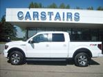 2012 Ford F-150 FX4 CC 4X4 in Carstairs, Alberta