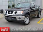 2010 Nissan Frontier XE w/Appearance Package (A5) in Nepean, Ontario