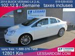 2014 Buick Verano Leather Package in Shawinigan, Quebec