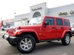 2014 Jeep Wrangler Unlimited Sahara in Thornhill, Ontario
