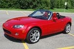2006 Mazda MX-5 Miata  LIMITED w/ 2 TONE LEATHER  66,000KM! in Ottawa, Ontario