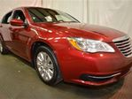 2012 Chrysler 200 LX No Accidents Local in Calgary, Alberta