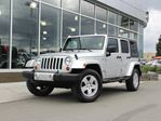 2010 Jeep Wrangler Unlimited BC Vehicle | No Accidents | Soft Top & Hard Top in Kamloops, British Columbia