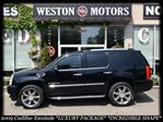 2009 Cadillac Escalade LUXURY PKG*NAVI&DVD*SUNROOF*LEATHER in York, Ontario