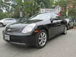 2006 Infiniti G35 x AWD/ BLACK ON BLACK in Toronto, Ontario
