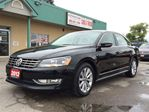 2012 Volkswagen Passat 2.5L Auto Highline!!!   LEATHER AND SUN ROOF!!! in Bolton, Ontario