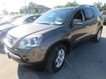 2008 GMC Acadia LOADED SLT EDITION 8 PASSENGER AWD.. MIDDLE BEN in Bradford, Ontario