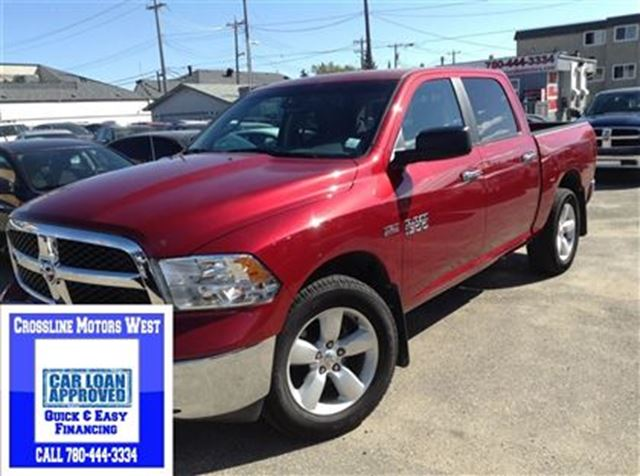 2014 dodge ram 1500 slt 5 7l v8 hemi power options edmonton alberta used car for sale 1842292. Black Bedroom Furniture Sets. Home Design Ideas