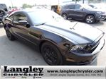 2013 Ford Mustang V6 Premium w/ Leather Interior & Accident Free in Surrey, British Columbia