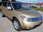 2004 Nissan Murano SL AWD in Woodbridge, Ontario