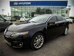 2011 Lincoln MKS EcoBoost - AWD - CUIR - NAV - in Joliette, Quebec