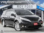 2011 Toyota Sienna LIMITED, AWD,LEATHER,SUNROOF in Thornhill, Ontario