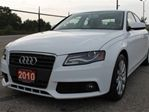 2010 Audi A4 *2.0T Quattro* / Loaded - CERTIFIED & E-Tested in Waterloo, Ontario