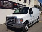 2013 Ford E-250 E250 XLT CARGO LOADED CHROME SAFETY-CAGE RUNNING B in St Catharines, Ontario