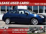 2012 Nissan Sentra 2.0 S (CVT) ONE OWNER TRADE in Guelph, Ontario