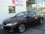 2013 Honda Accord Cpe EX-L V6 Navi at in Duncan, British Columbia