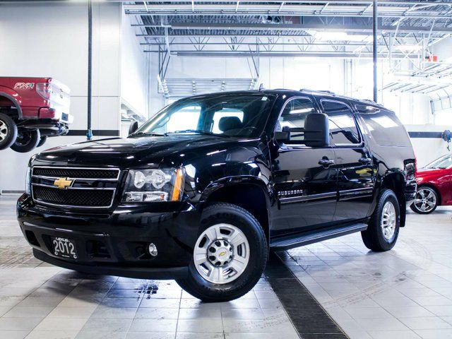 2012 chevrolet suburban 4x4 2500 lt kelowna british. Black Bedroom Furniture Sets. Home Design Ideas