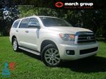 2012 Toyota Sequoia Platinum Package -NAVI/DVD/Laser Cruise in Ottawa, Ontario