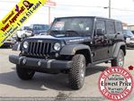 2014 Jeep Wrangler Sport Utility 4x4 UNLIMITED RUBICON in Langley, British Columbia