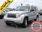 2011 Jeep Liberty Sport Utility 4x4 LIMITED in Langley, British Columbia