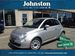 2012 Fiat 500 Pop~5 Speed Manual~Gold Plan Extended Warranty in Hamilton, Ontario