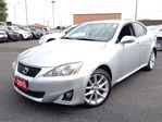 2013 Lexus IS 250 NAVIGATION***LEATHER***SUNROOF in Mississauga, Ontario