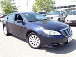 2012 Chrysler 200 ***LX***FULL POWER GROUP***AIR COND***LOW KMS** in Mississauga, Ontario